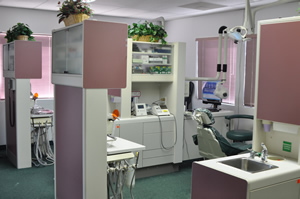 Dr. John Gee DDS - Interior Office